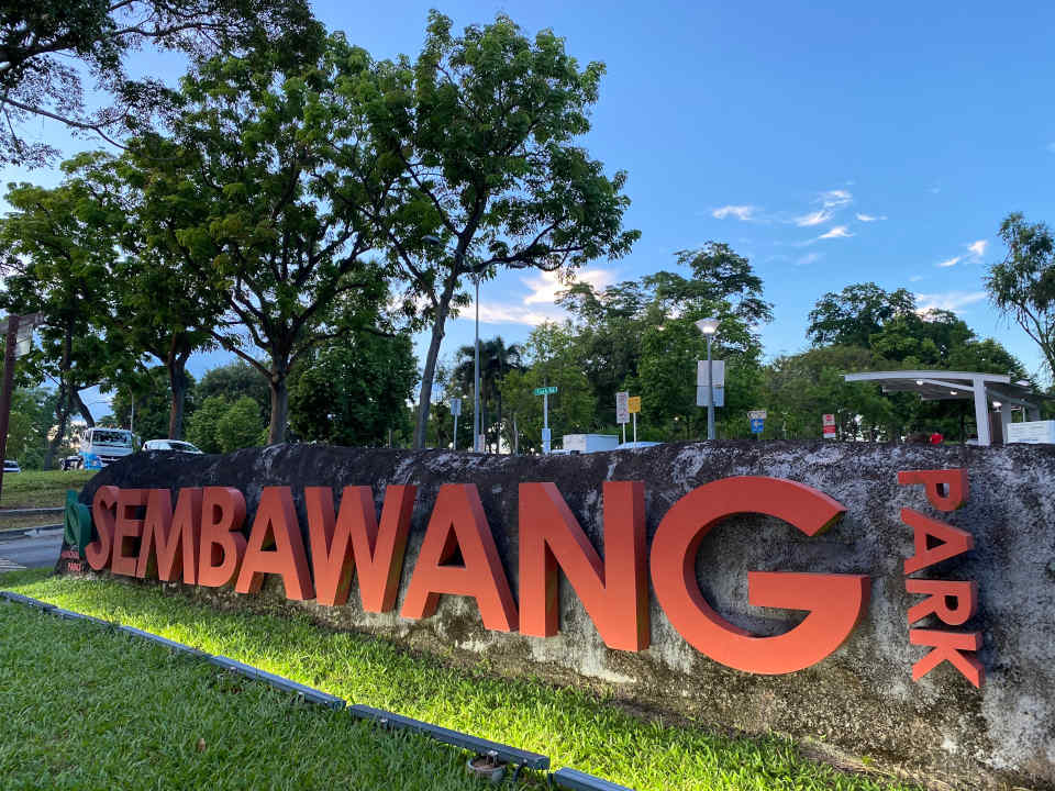 Sembawang Park The Complete Guide • The Gees Travel